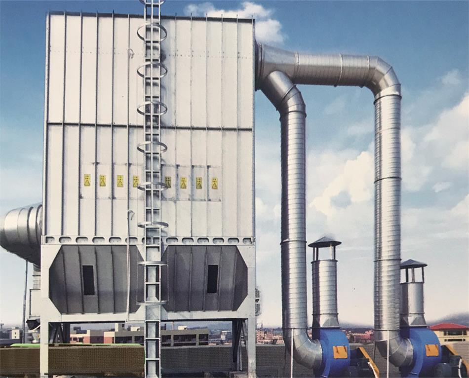 工业废气处理,VOC有机废气处理