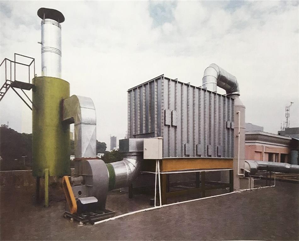 高效生物废气处理系统