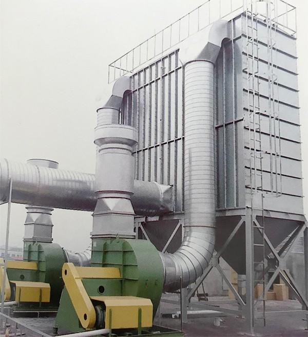 废气处理工程,工业废气处理,VOC有机废气处理