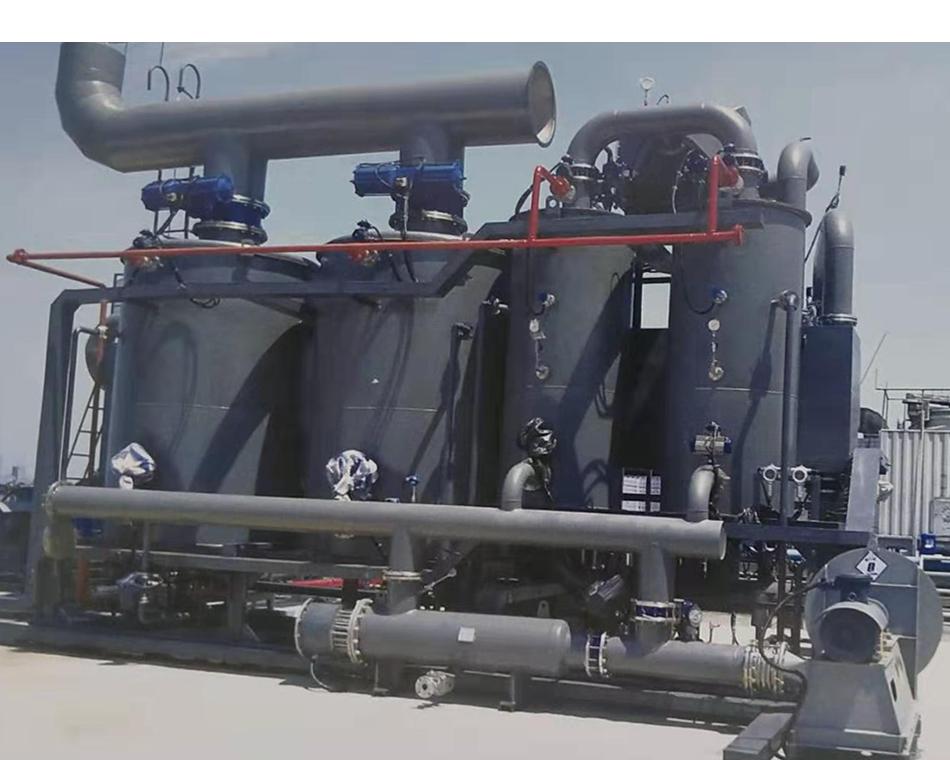 工业废气处理,龙记环保